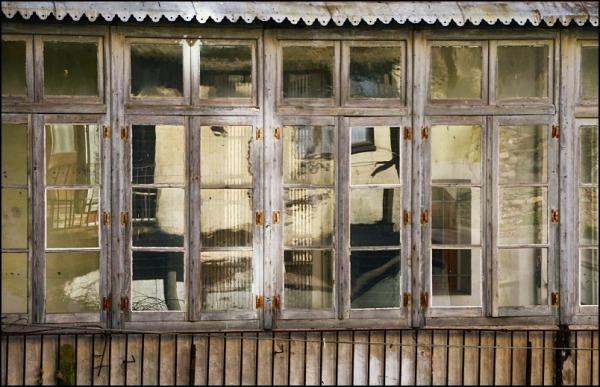 fenêtres sur cour