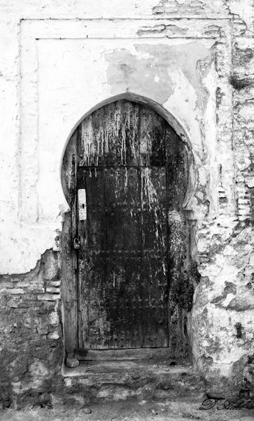 Vielle porte