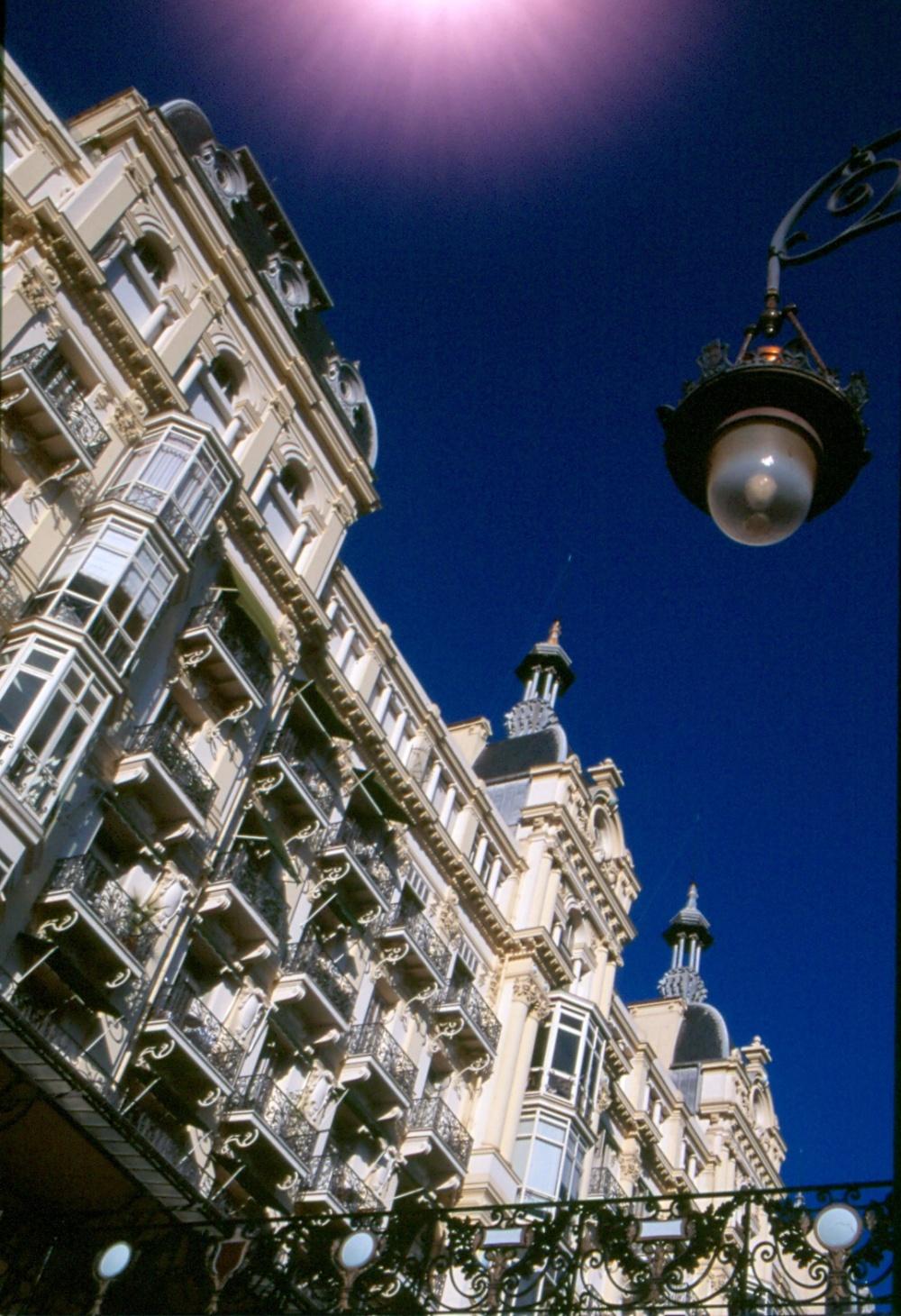Hotel Régina.