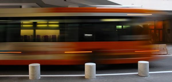 Bus Not Stop