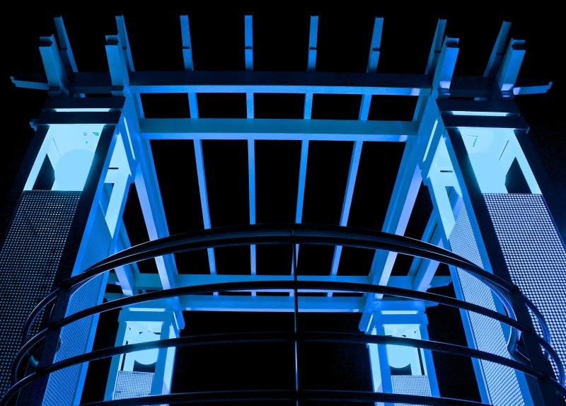 #bleu nuit.