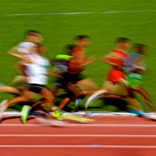 Tu peux toujours courir...