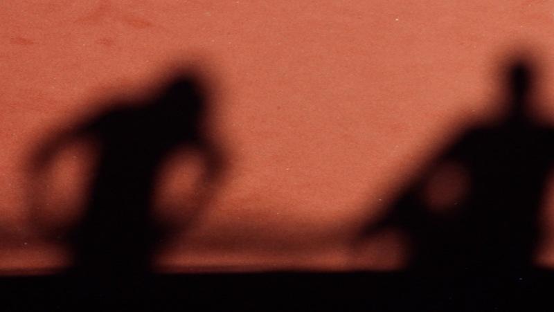 Vénus sortant dans l'ombre.