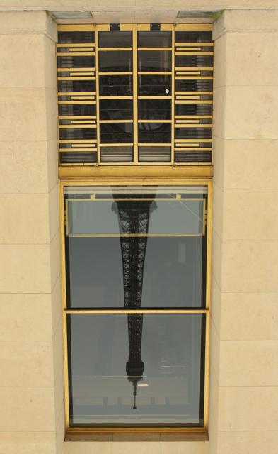 Un petit re-tour (Eiffel) à l'envers.