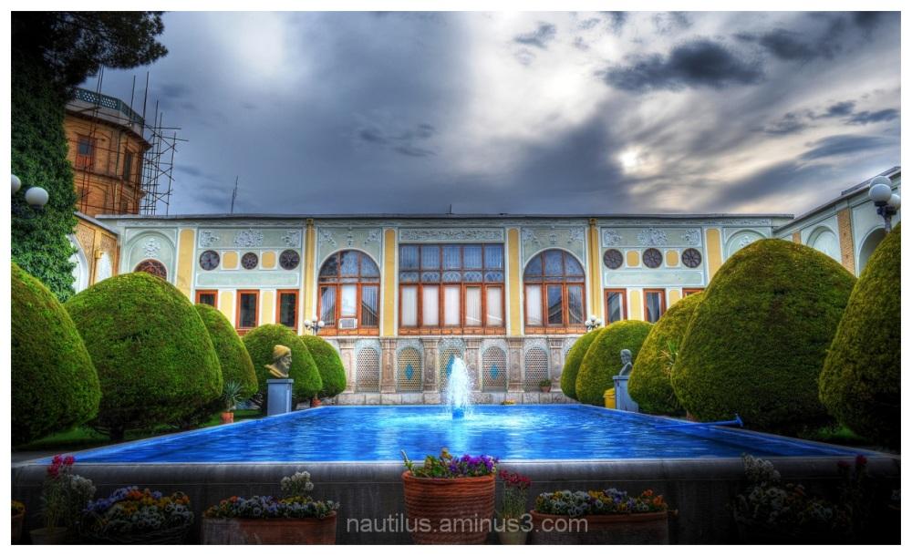 Contemporary art museum of Esfahan