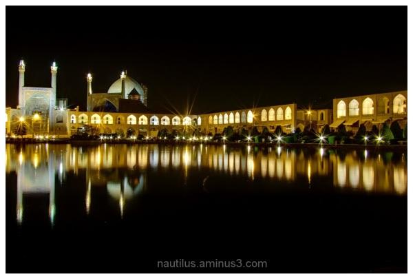 naghsh-e-jahan square