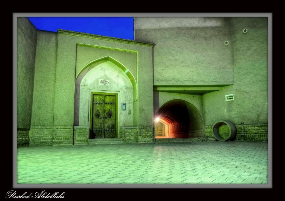 محله پشت مسجد