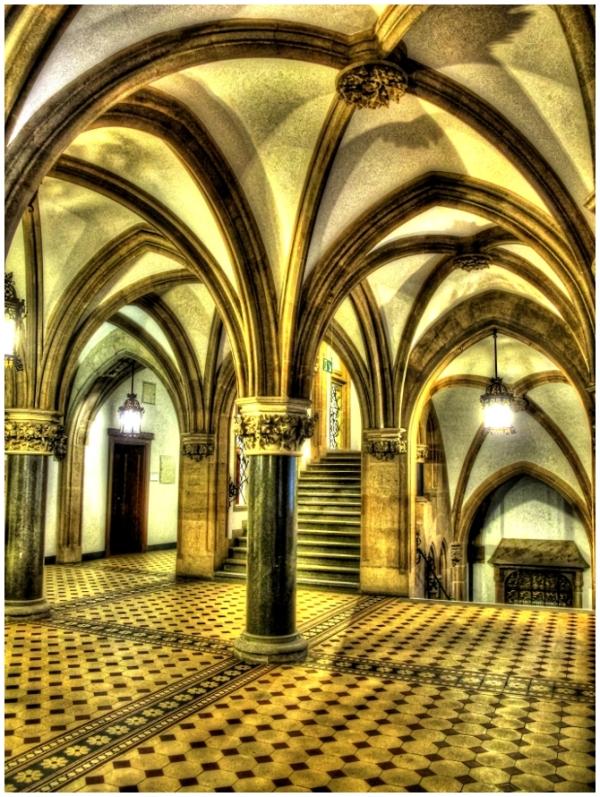 Munich's town hall