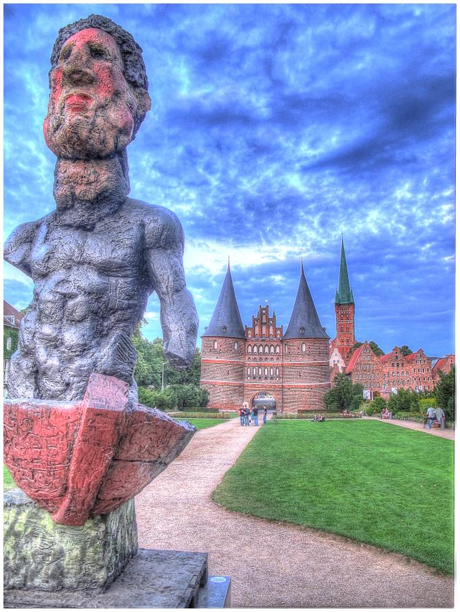 Holstentor, Lübeck