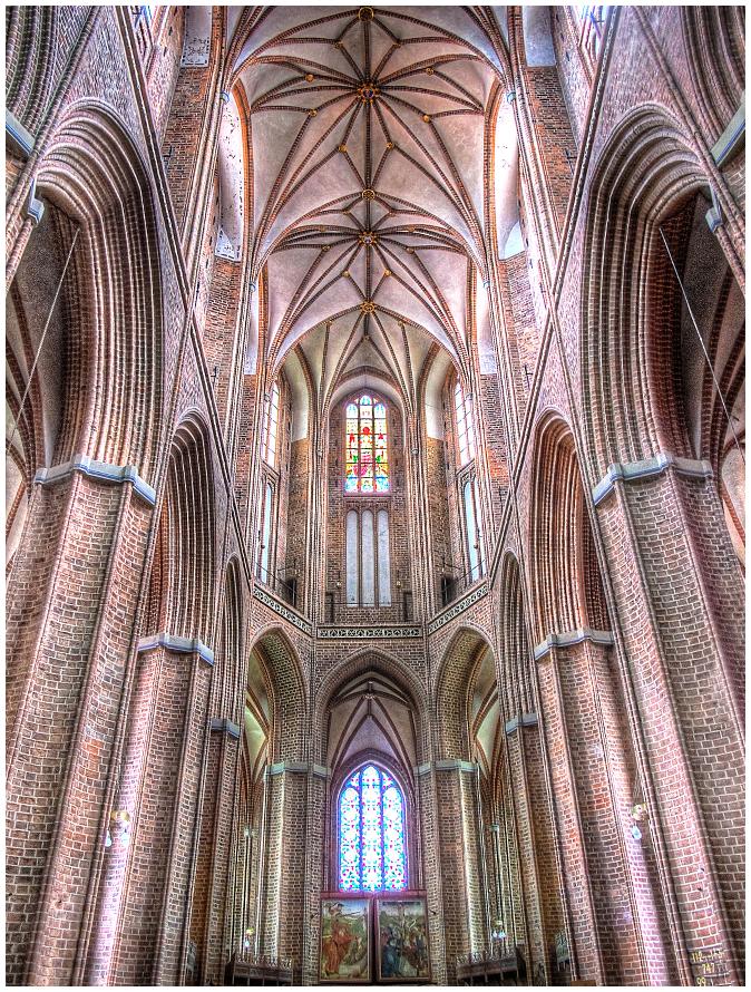 Nikolaikirche, Lüneburg -- 3