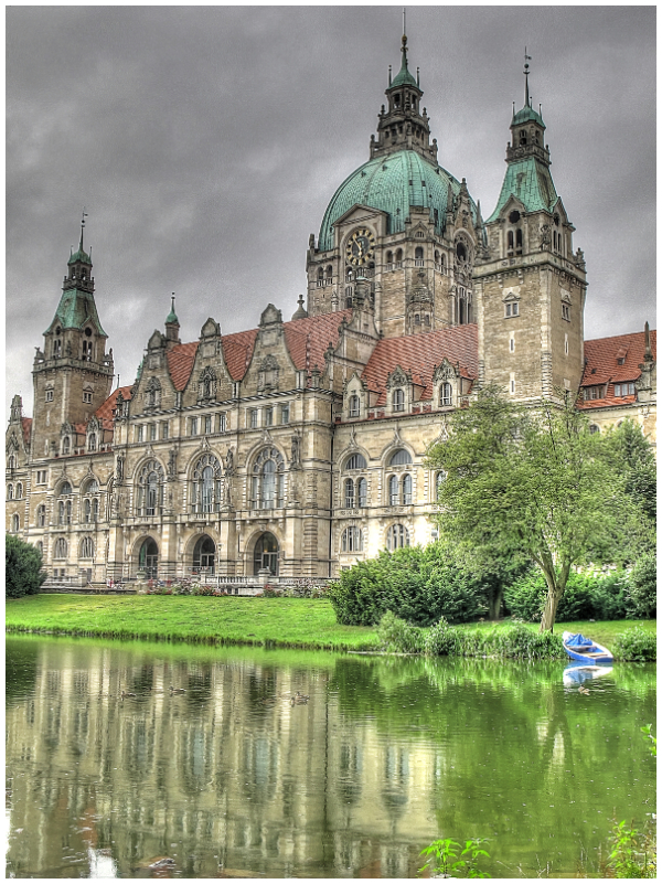 Neues Rathaus, Hannover (2)