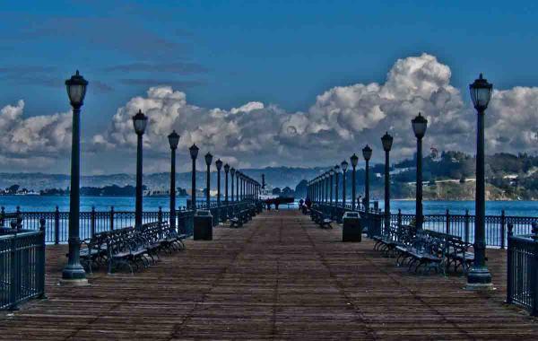 San Francisco, Waterfront