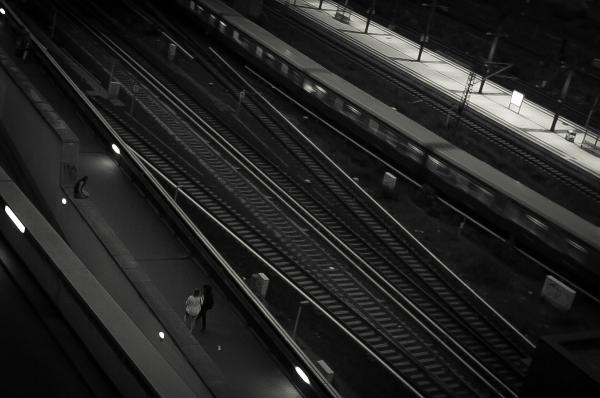 S Bahnhof Gesundbrünnen