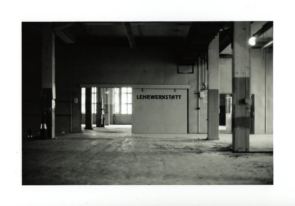 B&W Werkstätten der Staatstheater Berlin Mitte