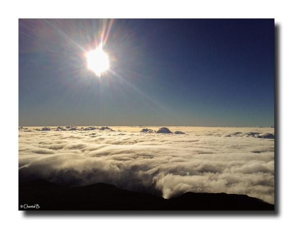 Etre au delà des nuages