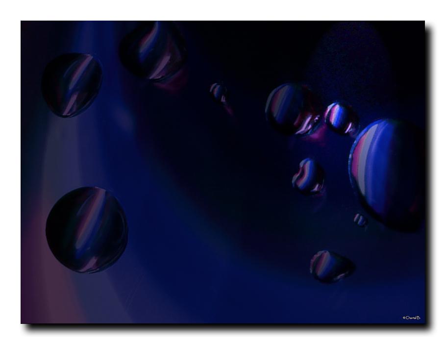 Lueur dans le cosmos