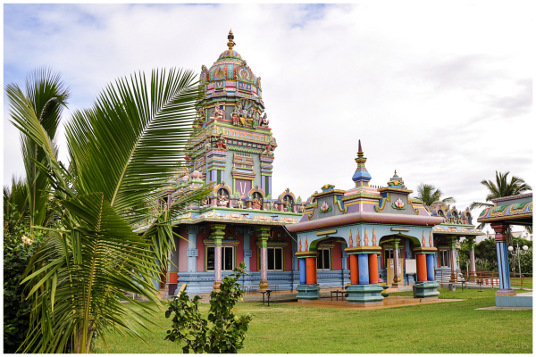 Temple Tamoul Narassingua perournal