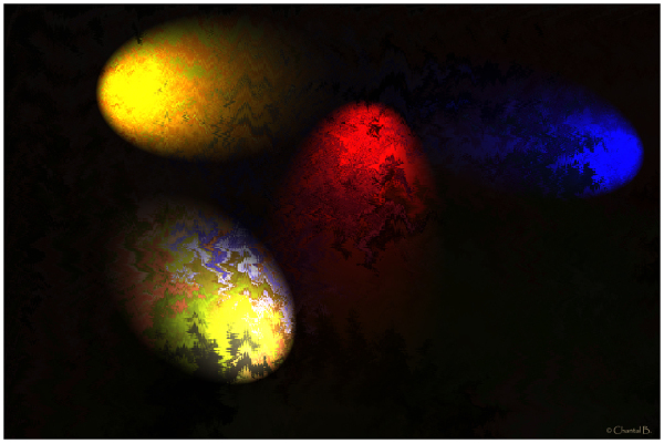 Création abstraite 17