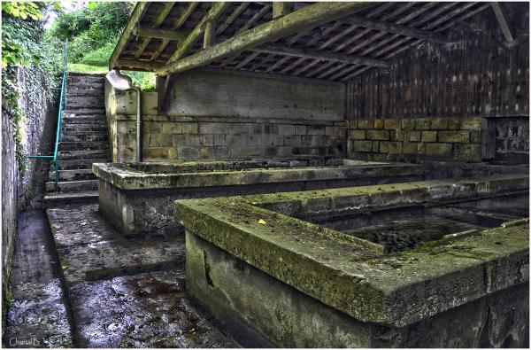 Le vieux lavoir
