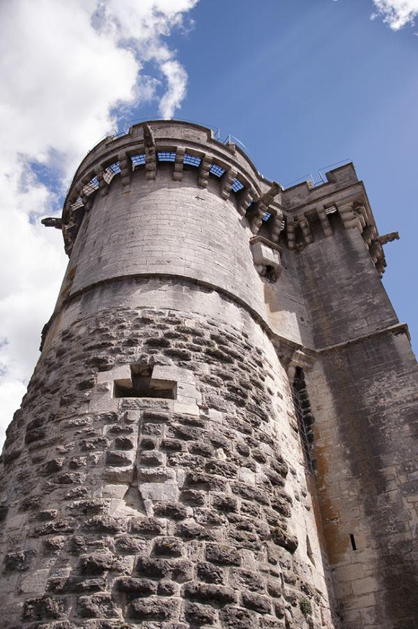 La Tour Valéran à Ligny en Barrois (55)