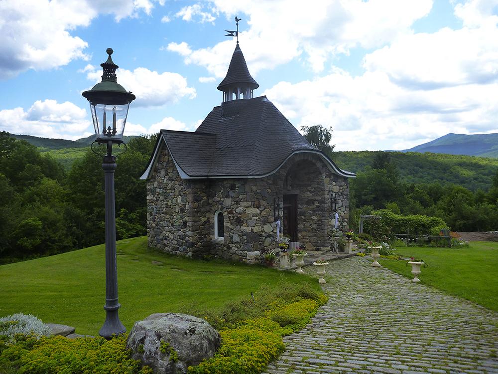 petite chapelle à Sutton