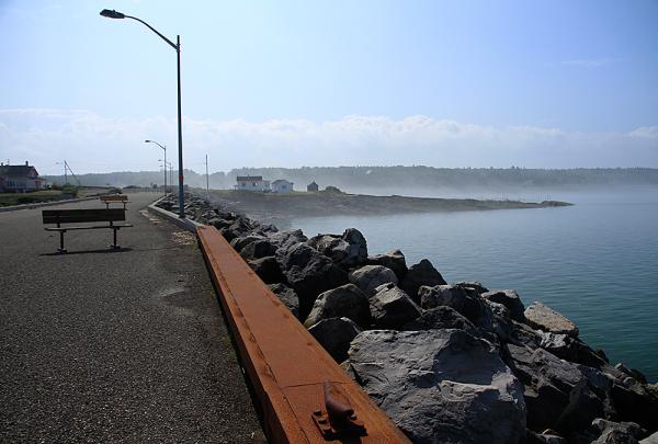 quai de Pointe aux Orignaux