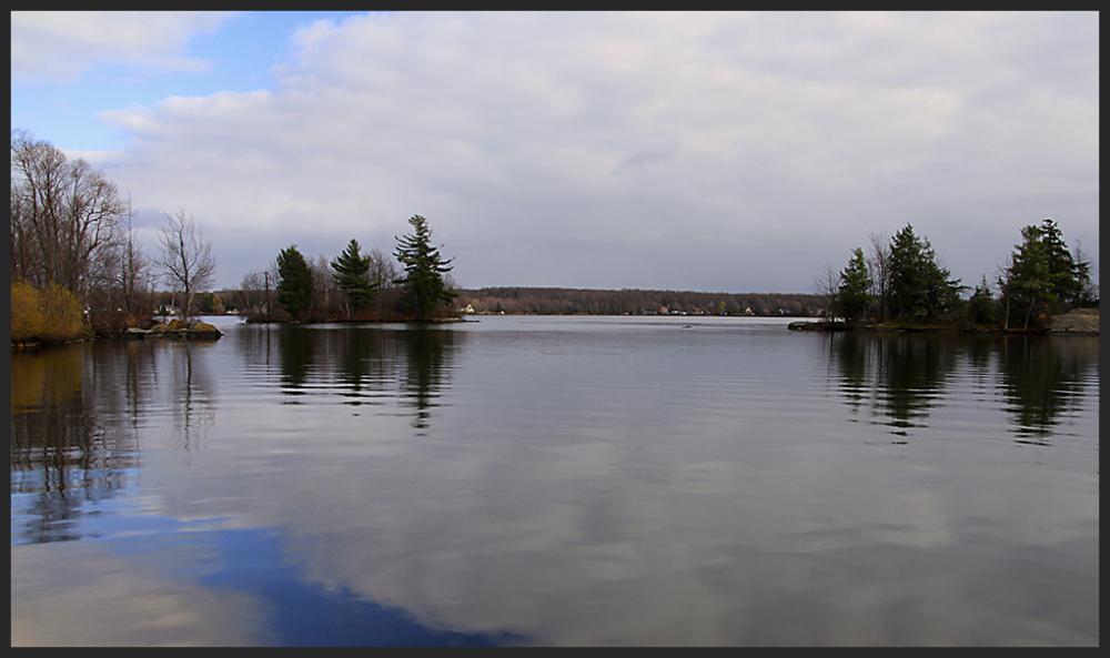 lac de Roxton Pond