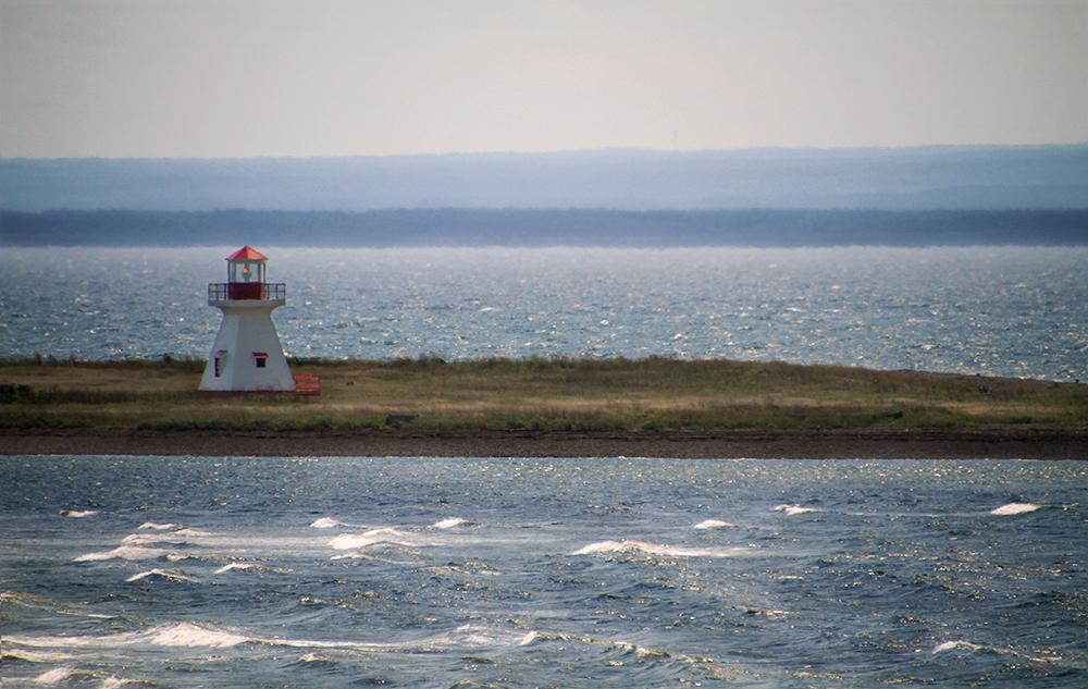 phare de Carleton sur mer