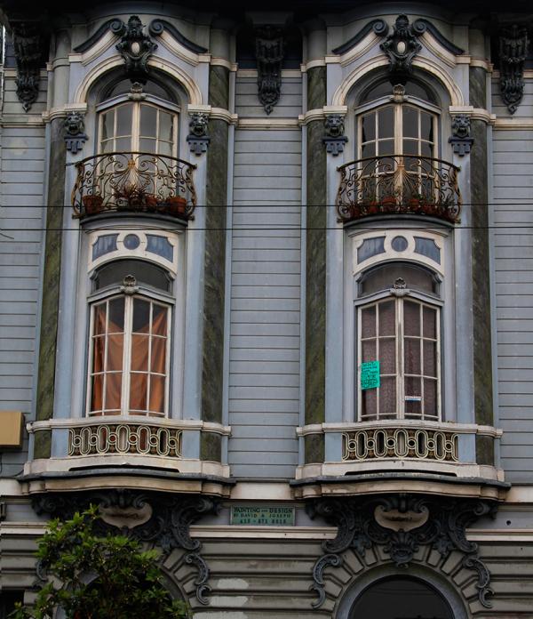 Fenêtres jumelles