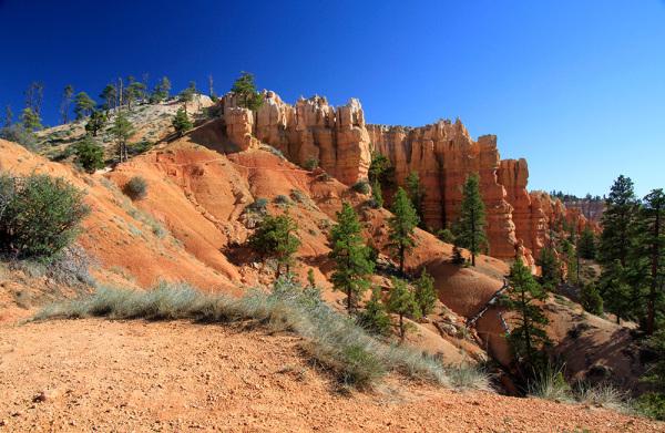 Fairyland Trail in Bryce Canyon