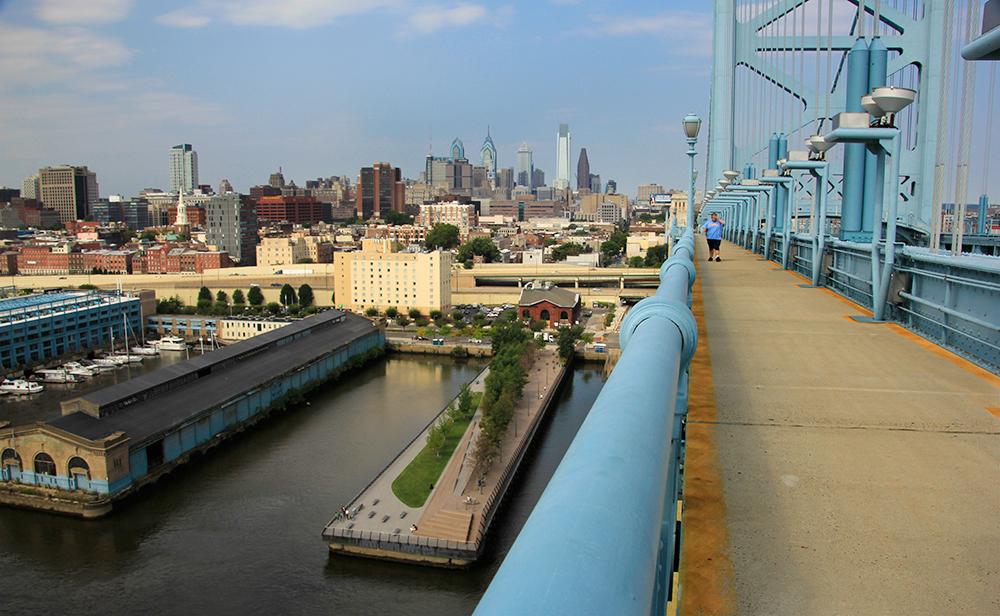 pont Benjamin Franklin