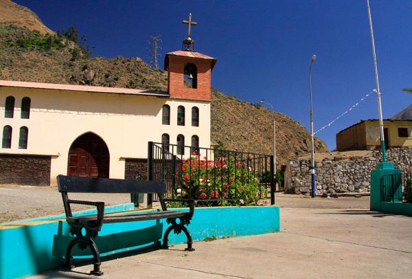 Église de Huariquina