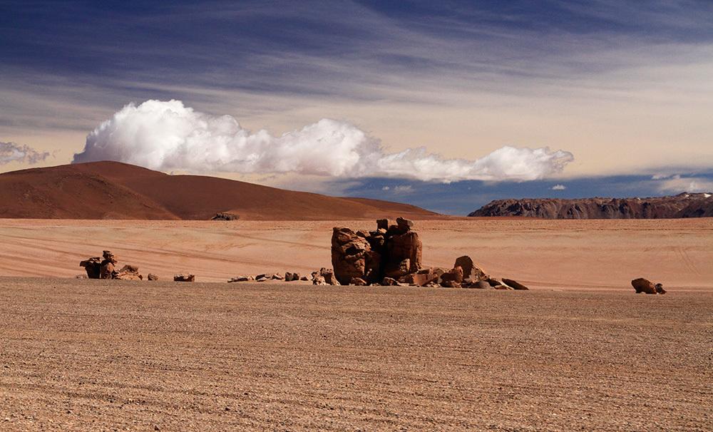 South Lipez coloured mountains