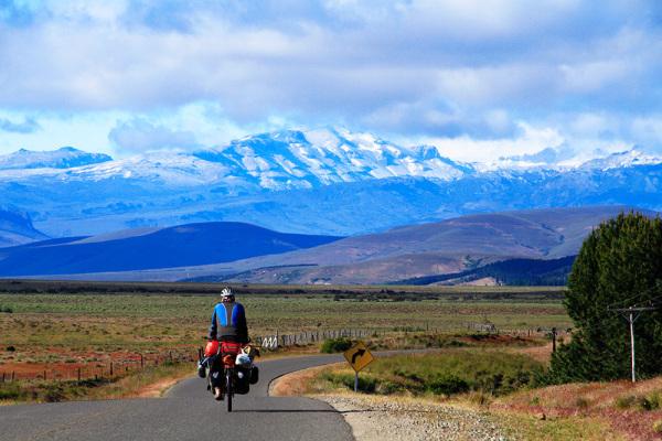 Arrival in Junin de los Andes
