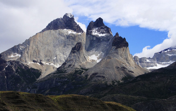 Torres-del-Paine-National-Park,Los-Cuernos,Chile
