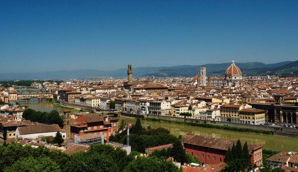 Panorama de Florence