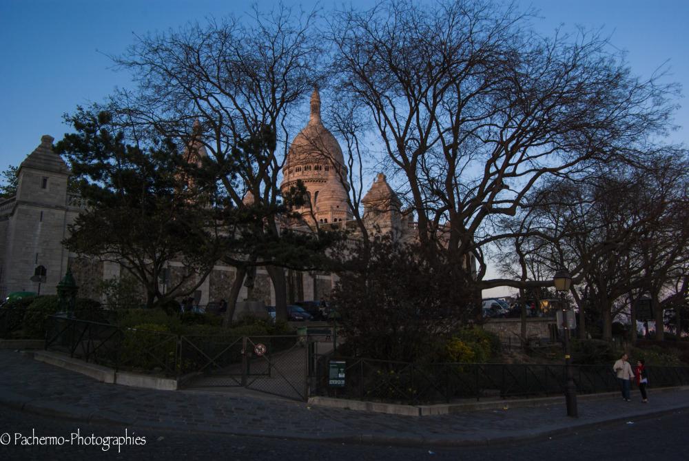 Une soirée à Montmartre (3)
