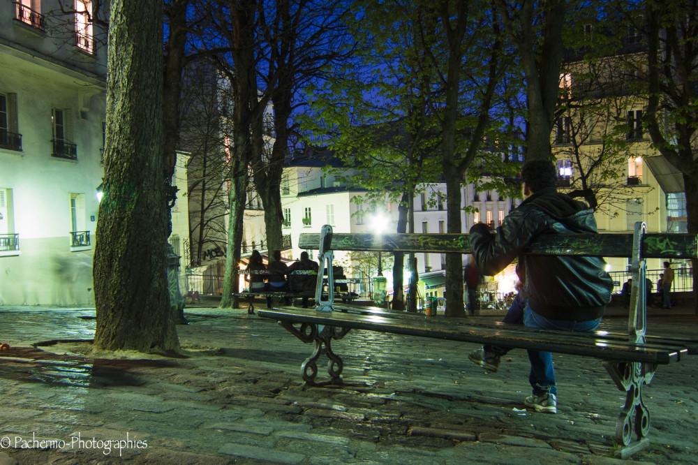 Une soirée à Montmartre (6)