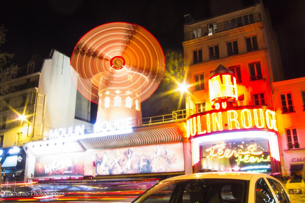Une soirée à Montmartre (9)