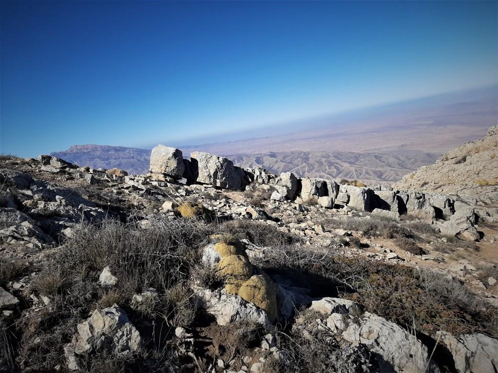 Yaman Daghi Peak - North Khorasan