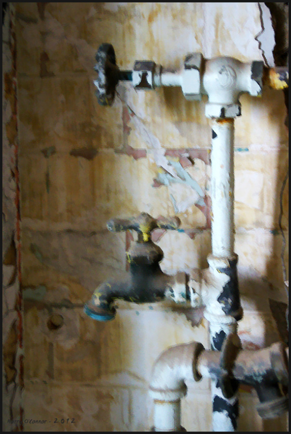 Faucet and shutoff valve
