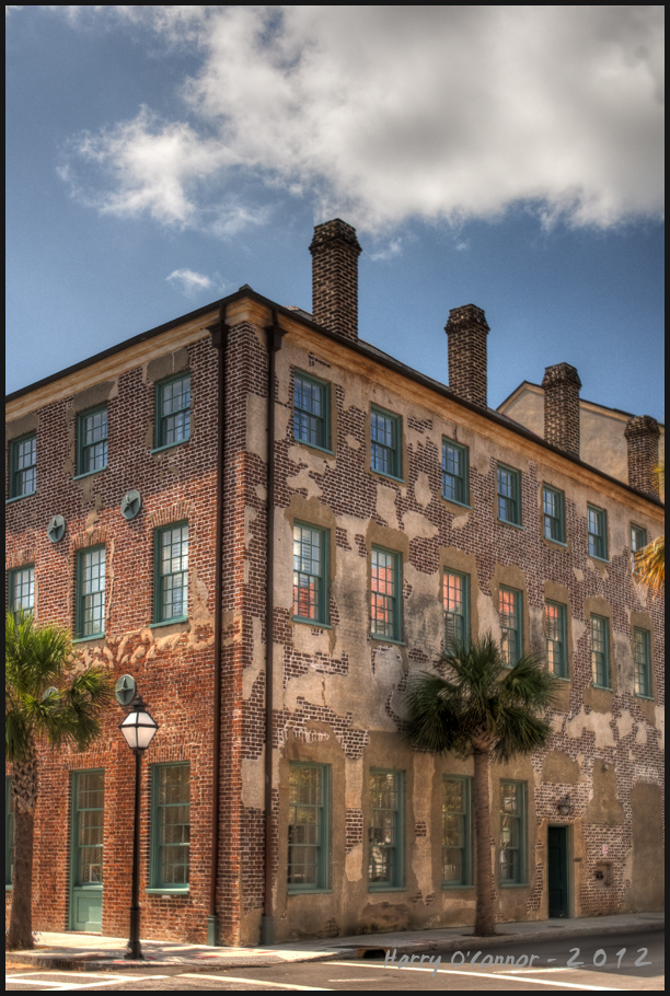 A building in Charleston, SC