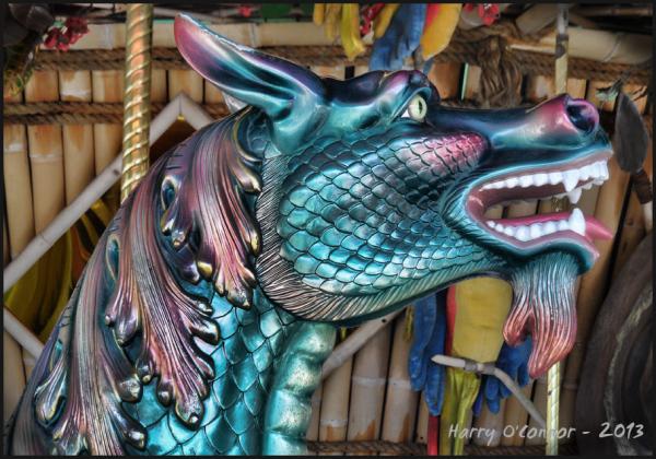 Carousel beast I
