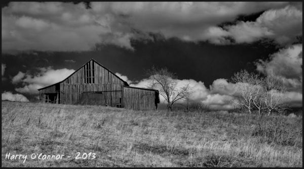 Adams County barn