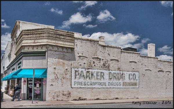 The former Parker Drug