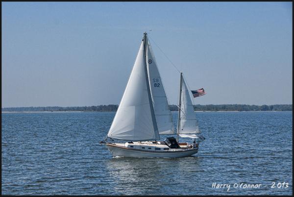Sailing tangier