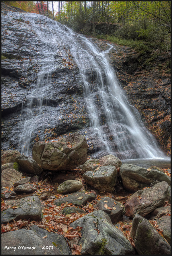 Wash Hollow Falls
