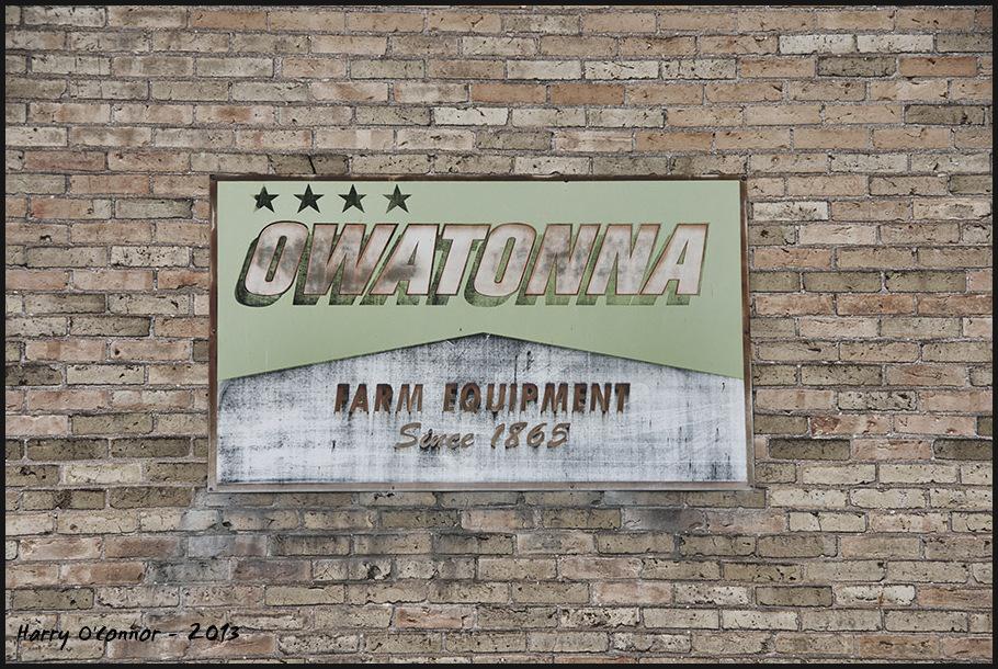 OWATONNA Farm Equipment