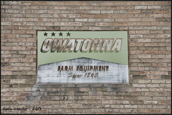 OWATONNA Farm Equipment