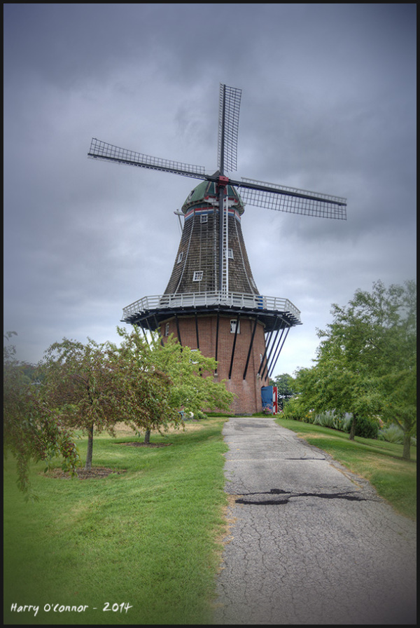 Holland Michigan Windmill
